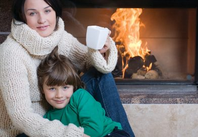 Fireplace, Heating Devices and Wood, Coal and Pellet Stove Safety