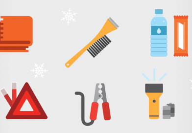 Winter Survival Tips for Your Vehicle
